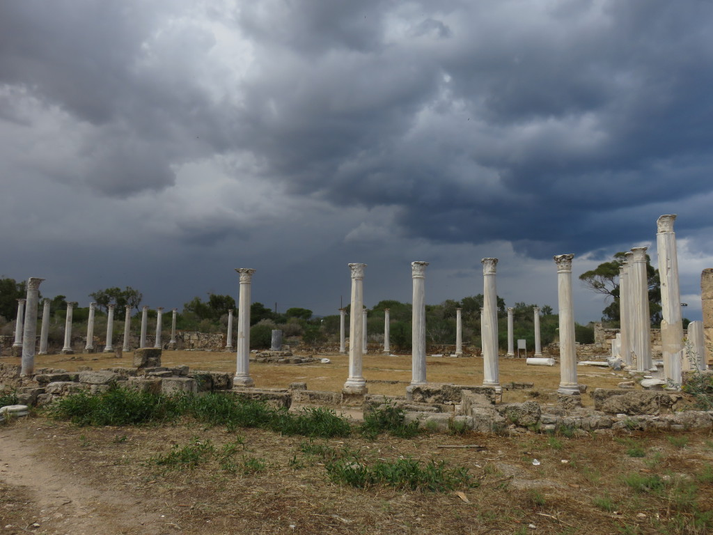 Salamis – ancient Roman port city where the Apostle Paul landed during his first Missionary Journey (Acts 13:5)