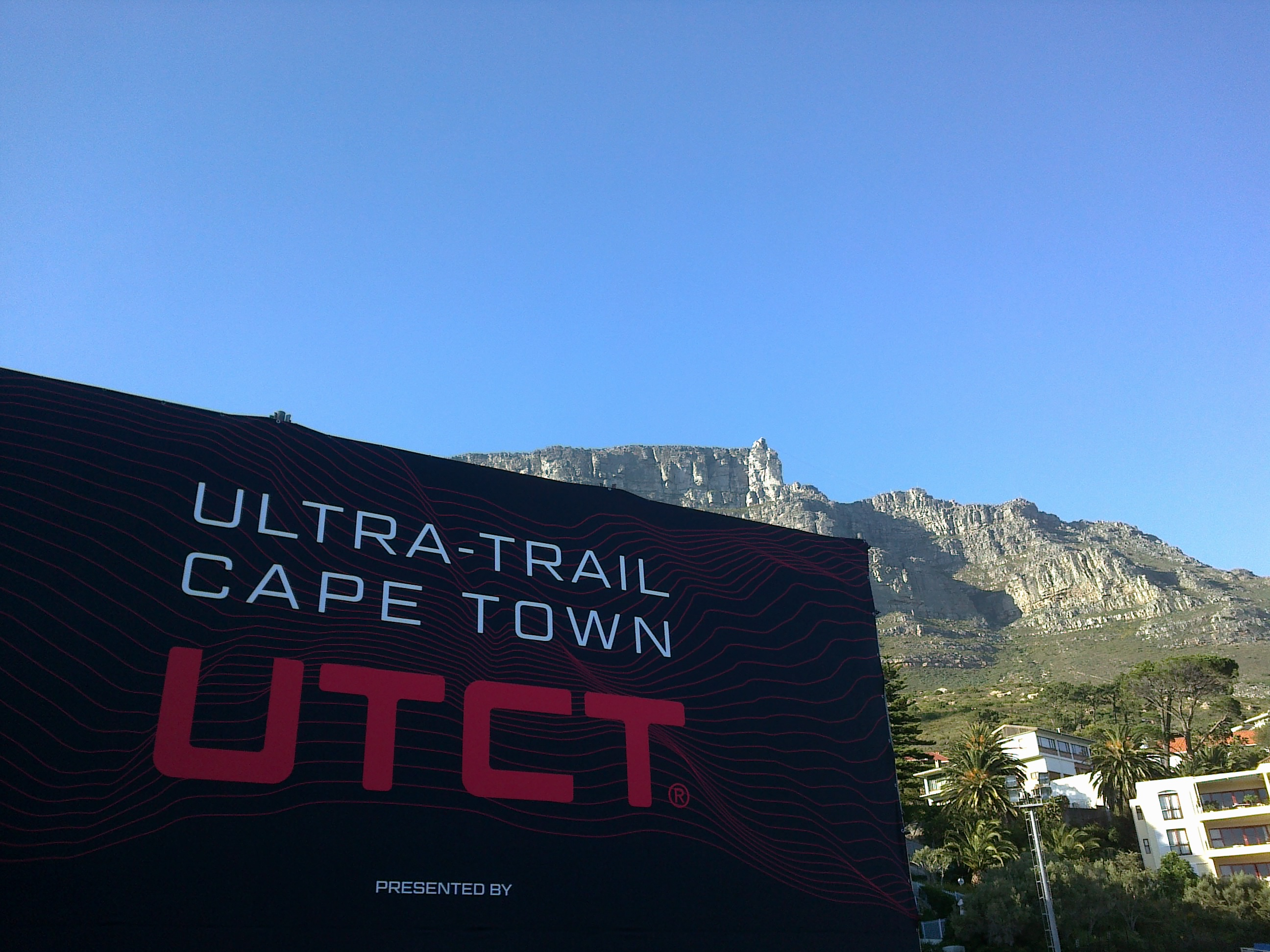 Ultra-Trail Cape Town 35 km – 2 December 2017